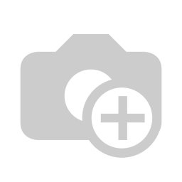 FLAMING SPINE - Light Cotton Beanies Black