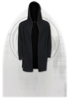 GOTHIC ROCK - Occult Hooded Cardigan