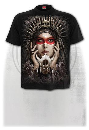 CRY OF THE WOLF - T-Shirt Black