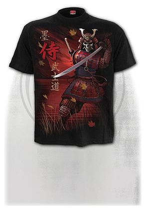 SAMURAI - T-Shirt Black